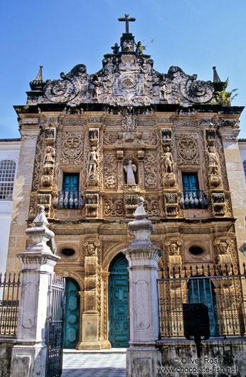 Igreja da Ordem Terceira de São Francisco in Salvador