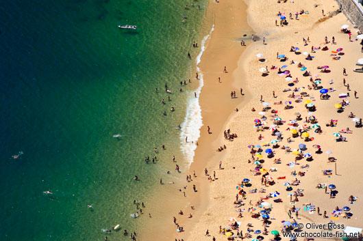 Birds Eye View of Rio Birds-eye View of Praia
