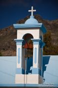 Travel photography:Church near Sfakion, Grece