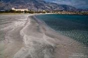 Frangocastello beach and castle, Grece