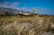Travel photography:Frangocastello castle, Grece
