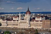 Travel photography:Budapest Parliament building , Hungary
