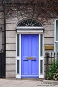 Travel photography:Dublin door, Ireland