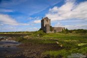Travel photography:Dunguaire Castle in Clare, Ireland