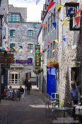 Travel photography:Old street in Galway , Ireland