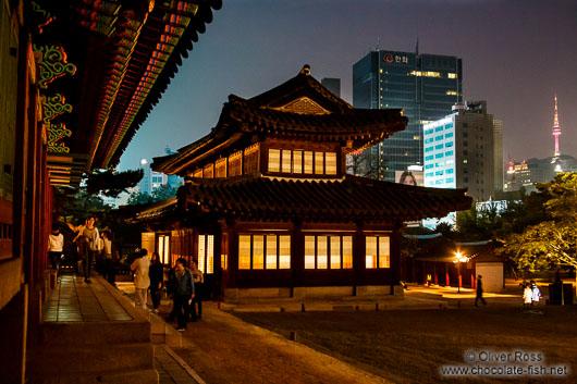 Deoksung palace