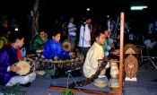 Travel photography:Traditional Thai music band, Thailand