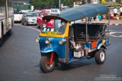 Travel photography:Bangkok Tuk-tuk , Thailand