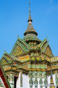 Travel photography:Bangkok Wat Pho temple, Thailand