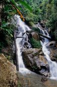 Waterfall in Chiang Rai province, Thailand
