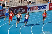 Travel photography:The 400m Men´s Semi-final, Spain