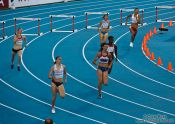 Travel photography:The Women´s Semi-final of 400m hurdles, Spain