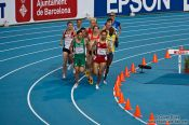 Travel photography:1500m Men´s Semi-final, Spain