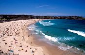 Travel photography:Bondi beach, Australia