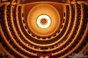 Travel photography:Inside the Vienna State Opera, Austria