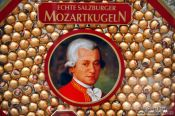 Travel photography:Vienna Mozartkugeln (Mozart ball), Austria