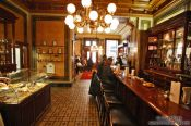 Travel photography:Inside the Demel café house in Vienna, Austria