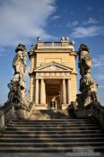 Travel photography:Schönbrunn palace Gloriette , Austria
