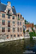 Travel photography:Ghent house, Belgium