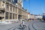 Travel photography:Ghent Old Post Office, Belgium