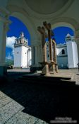 Travel photography:Catedral de Copacabana, Bolivia