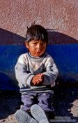 Travel photography:Uyuni kid, Bolivia