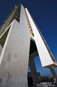 Travel photography:Hotel tower in Salvador de Bahia, Brazil