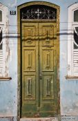 Travel photography:Lençóis door , Brazil