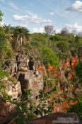 Travel photography:Landscape above the Gruta da Lapa Doce near Lençóis, Brazil