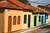 Travel photography:Lençóis houses , Brazil