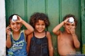 Travel photography:Kids in Lençóis, Brazil