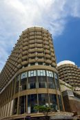 Travel photography:Copacabana building , Brazil