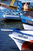 Travel photography:Boats in Parati harbour, Brazil