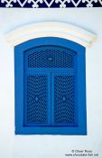 Travel photography:Parati window, Brazil