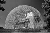 Travel photography:Montreal Biosphere, Canada