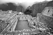 Travel photography:Machu Picchu Ruins, Peru