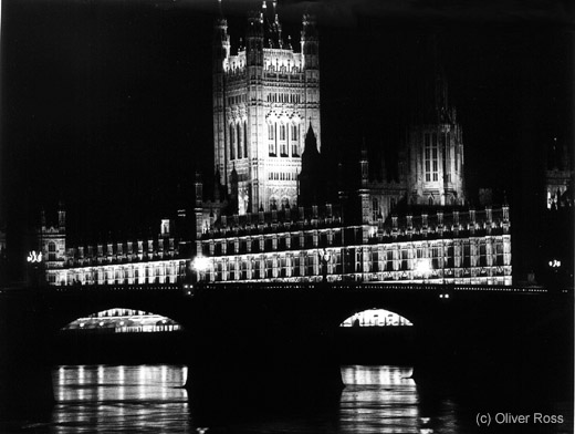 London Westminster by Night