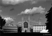 Travel photography:Cambridge Kings College, United Kingdom
