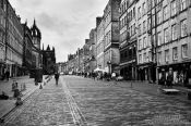 Travel photography:Edinburgh old town, United Kingdom