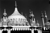 Travel photography:Indian Palace Brighton, United Kingdom