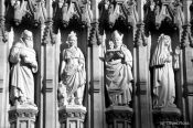 Travel photography:London Westminster Abbey Detail, United Kingdom