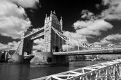 Travel photography:The Tower Bridge in London, United Kindom, England