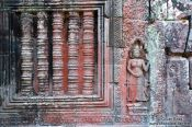 Travel photography:Remains of Banteay Kdei temple, Cambodia