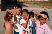 Travel photography:Kids in Phnom Penh, Cambodia