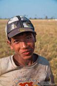 Travel photography:Boy near Odonk (Udong), Cambodia