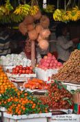 Travel photography:Battambang central market , Cambodia