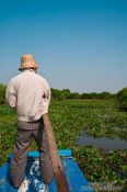 Travel photography:Navigating the rivers into the Tonle Sap lake, Cambodia