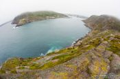 Travel photography:St. John´s harbour and coast, Canada