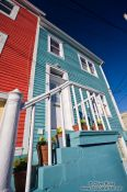 Travel photography:St. John´s house , Canada