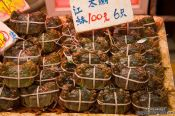 Travel photography:Crabs at the Hong Kong fish market , China